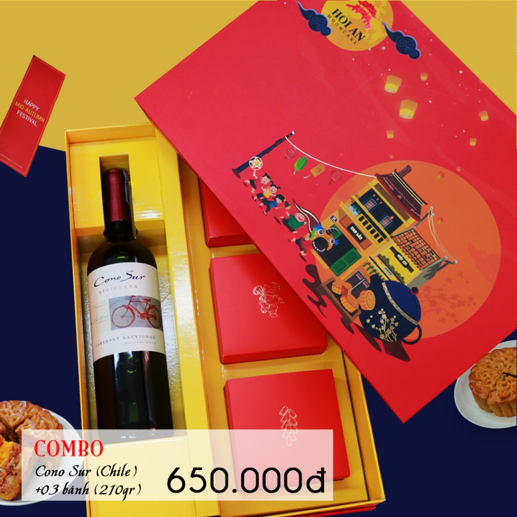 banhtrungthuhoian hoianmooncake Cono sur