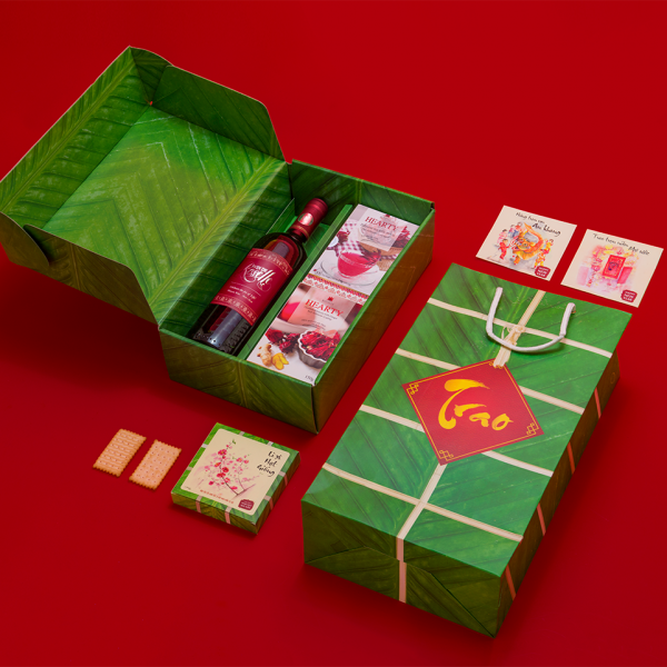 Hộp cao cấp Fortune Gift Box