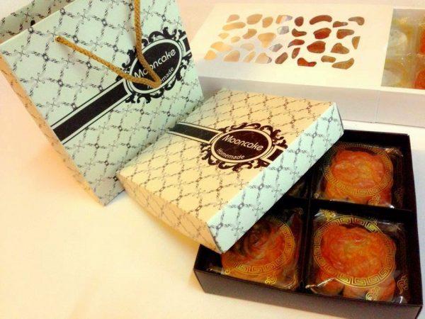 hộp đựng bánh trung thu handmade