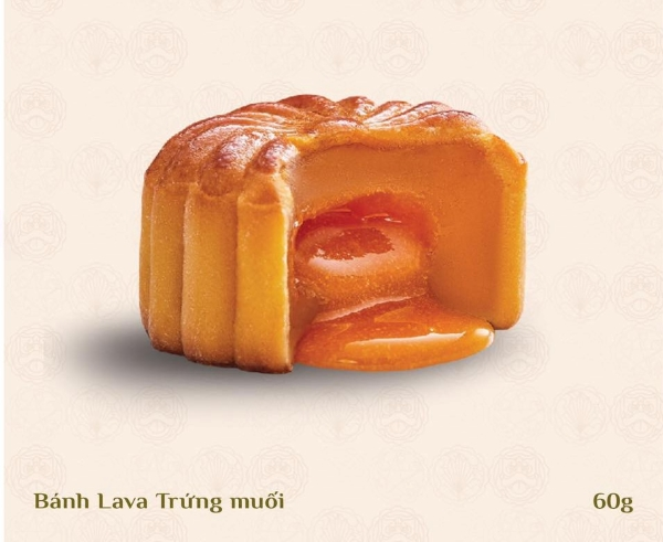 bánh trung thu lava trưng muối hải châu