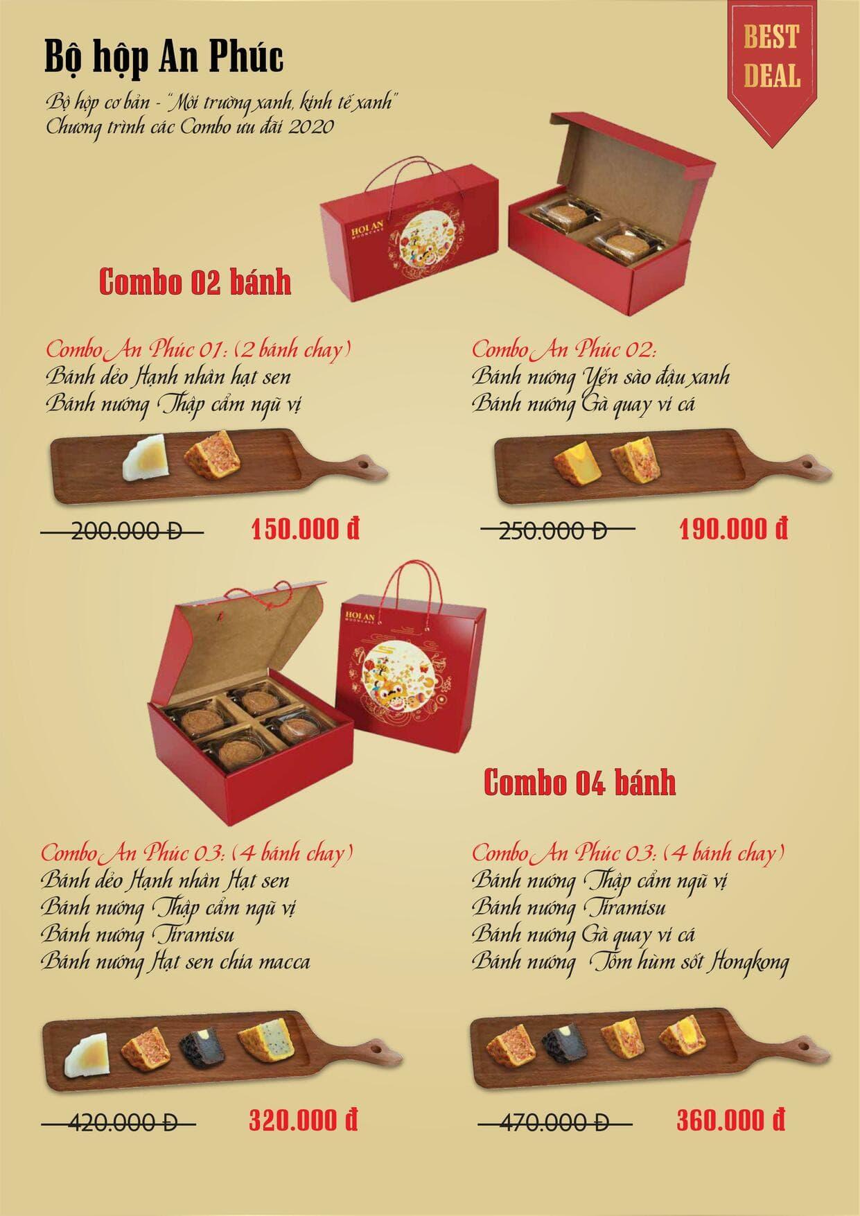 hộp bánh trung thu giá rẻ
