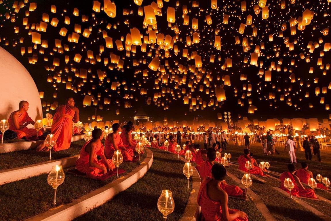Giao lưu văn hóa trung thu thailand