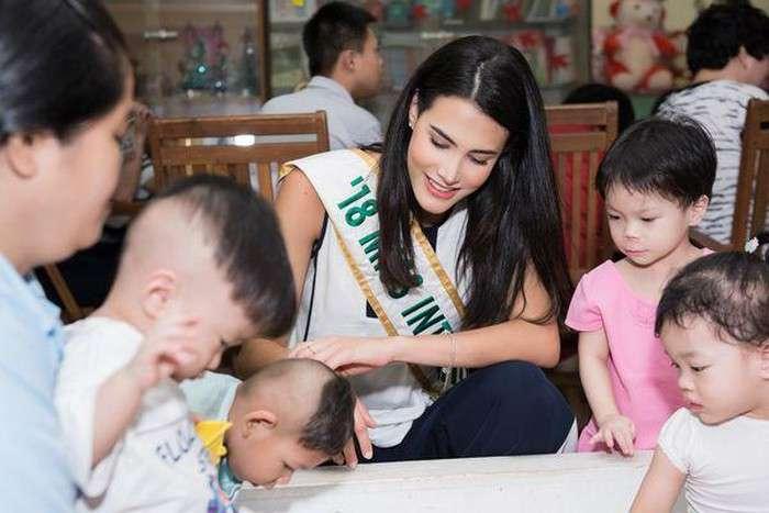 Hoa hậu thế giới Mariem Mariem Velazco