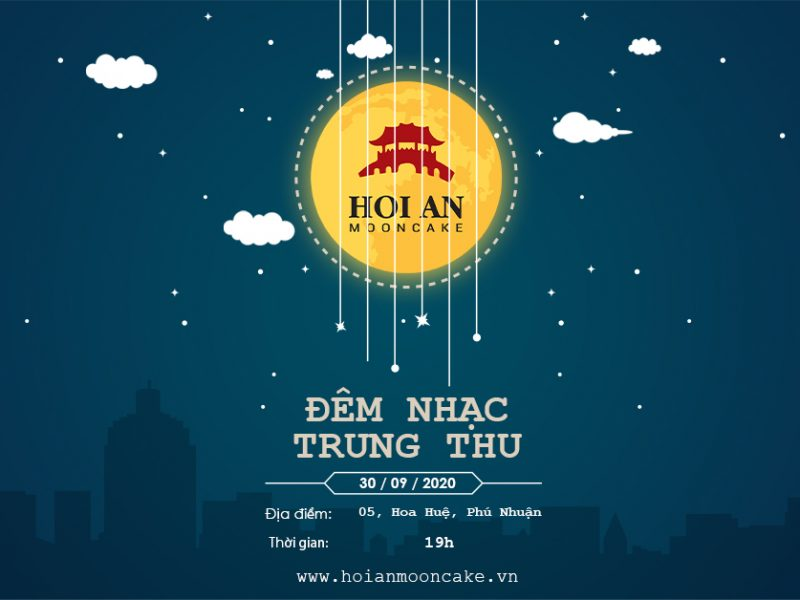 """Đêm hội âm nhạc """"Ánh Trăng Nhiệm Màu"""""""