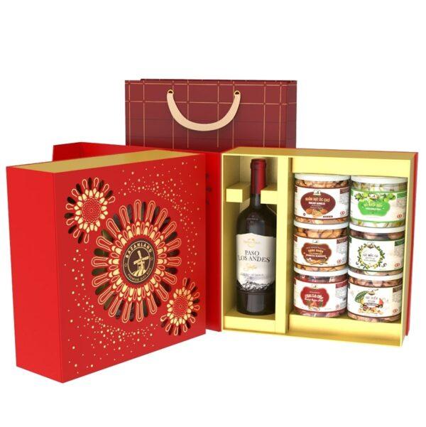 hộp quà tặng sức khỏe