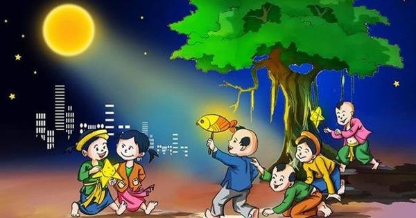 trung thu ngày tết - đêm hội âm nhạc ánh trăng nhiệm màu